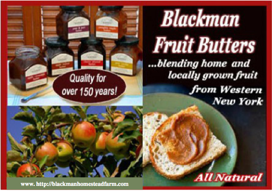 Blackman FruitButters
